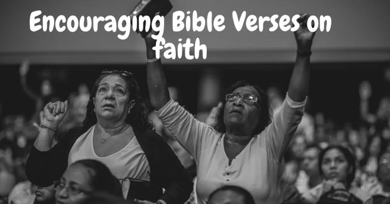 two women standing and raising hand in church wearing t-shirt