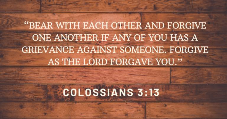 bible verses about reconciliation